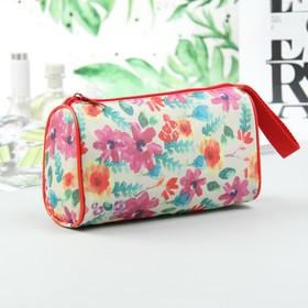 Косметичка-сумочка, отдел на молнии, цвет разноцветный Ош