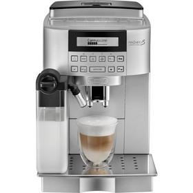 Кофемашина DeLonghi ECAM 22.360.S, автоматическая, 1450 Вт, 1.8 л, серебристая Ош