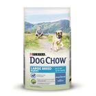 Сухой корм DOG CHOW PUPPY LARGE BREED для щенков крупных пород, индейка, 2.5 кг