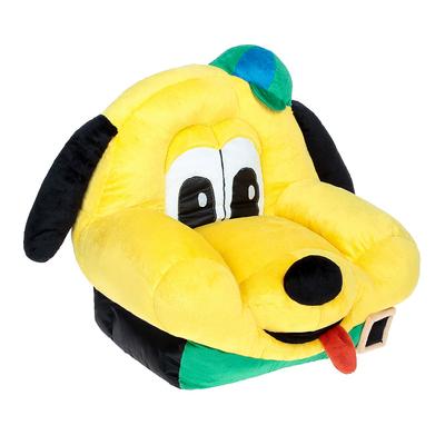 Мягкая игрушка «Кресло Собака Шарик», цвет жёлтый - Фото 1