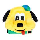 Мягкая игрушка «Кресло Собака Шарик», цвет жёлтый - Фото 2