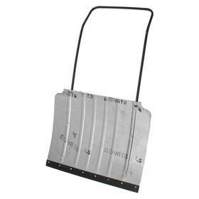 Движок алюминиевый, размер ковша 60 × 75 см, металлическая планка Ош