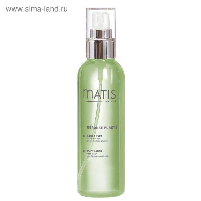 Очищающий лосьон Matis, для жирной кожи, 200 мл