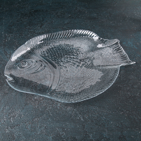 Блюдо сервировочное Paşabahçe Marine, 35×25 см