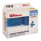 HEPA фильтр Filtero FTH 16, для Thomas