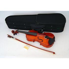 Скрипка 1/4 с футляром и смычком Carayа MV-004