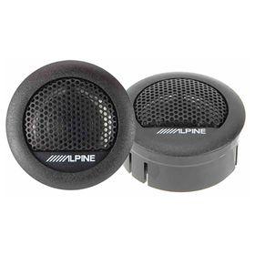 Акустическая система Alpine SXE-1006TW твитер 26мм, набор 2 шт