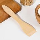Лопатка деревянная 210х45х4 мм