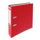 Папка-регистратор А4, 70 мм, «Стандарт», разборный, красный, этикетка на корешке, металлический кант, картон 2 мм, вместимость 450 листов
