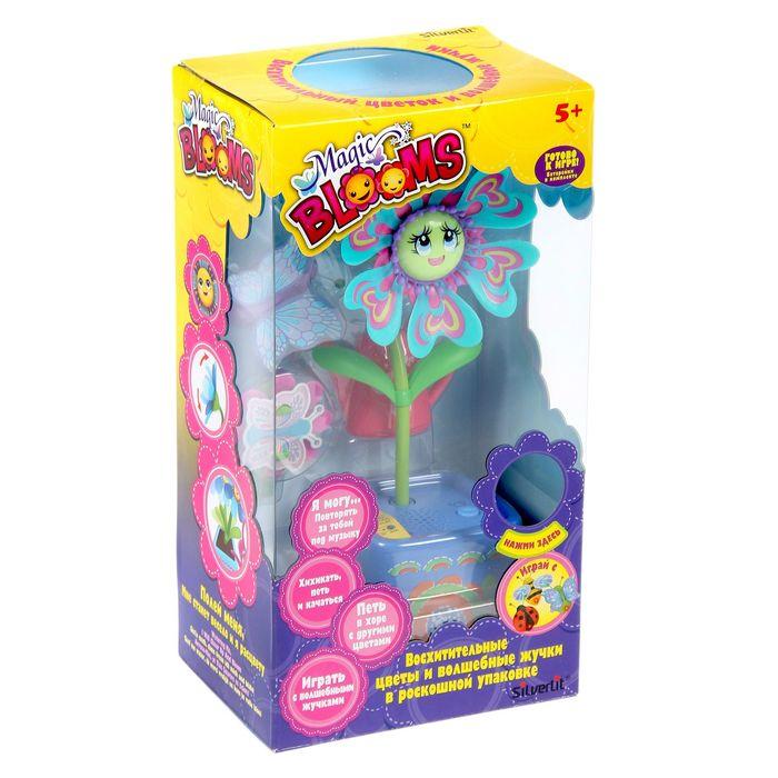 Игровой набор «Волшебный цветок», с заколкой для волос