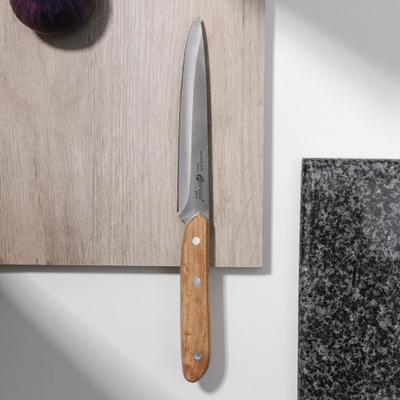 Нож для нарезки Apollo Genio Woodstock, 12 см