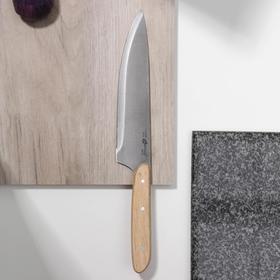 Нож кухонный поварской Apollo Woodstock, лезвие 19 см