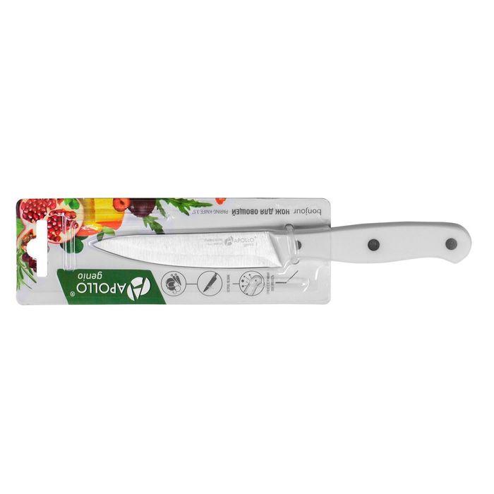 Нож для овощей Apollo Genio Bonjour, 9 см