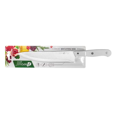 Нож поварской Apollo Genio Bonjour, 185 см