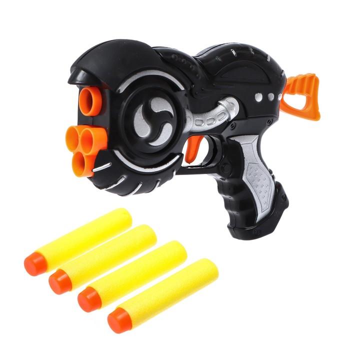 Пистолет Космо, стреляет мягкими пулями