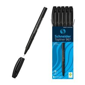 Ручка капиллярная Schneider TOPLINER 967 0.4 мм, чернила черные