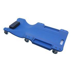 Лежак AE&T TP-40-1, подкатной, до 180кг, 1020Х480Х120мм, 4кг, Ош