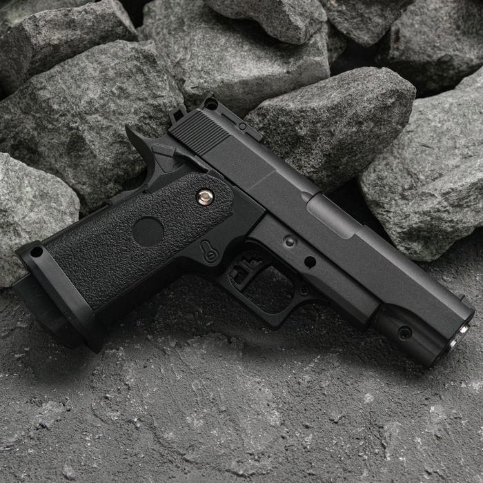 Пистолет пружинный Galaxy Colt 1911PD G.10