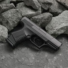 Пистолет страйкбольный Galaxy Walther 88 G.19 мини Ош