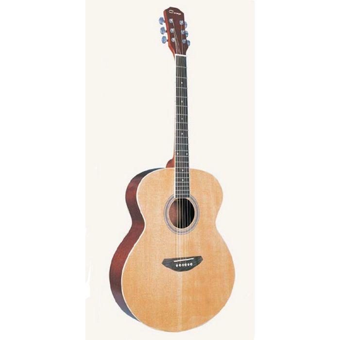 Акустическая гитара Caraya F666 джамбо