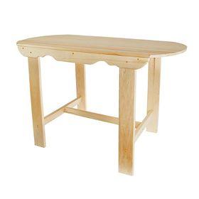Стол без полки 160×63×73 см Ош