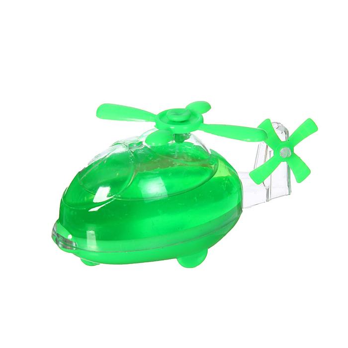 Лизун Вертолет, твёрдый, цвета МИКС