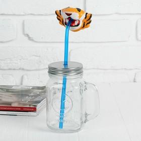 Трубочка для коктейля «Тигр» Ош