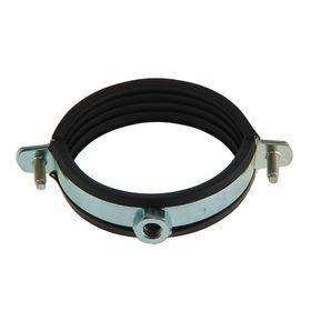 Хомут для труб с гайкой М10, 3', диаметр 87-93 мм Ош