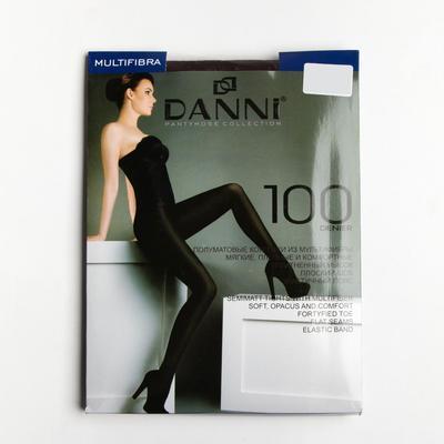 Колготки женские Danni Multifibra 100 капучино, р-р 2