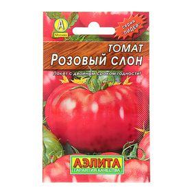 "Семена Томат ""Розовый слон"" ""Лидер"", 0,2 г   ,"