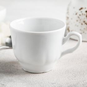 Чашка кофейная Добрушский фарфоровый завод «Белье», 120 мл