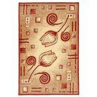 Ковер Аура размер 80х125 цвет красный 315, 195 г/м2