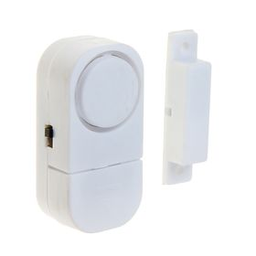 Сигнализация на открывание двери LuazON, мод VM-7, батарейки AG10 в комплекте, белая Ош