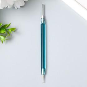 Инструмент для квиллинга с пластиковой ручкой разрез 0,6 см длина 13 см МИКС Ош