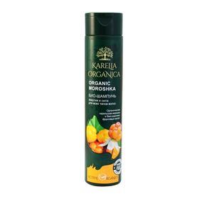 Био-шампунь Karelia Organica OBLEPIKHA «Глубокое восстановление и питание», для всех типов волос, 310 мл