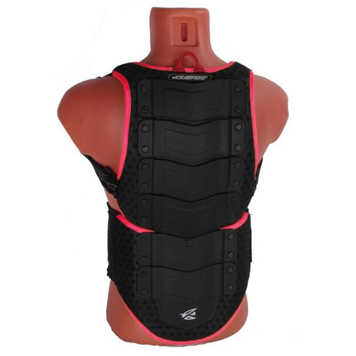 Защита спины AGVSPORT, розовая, L