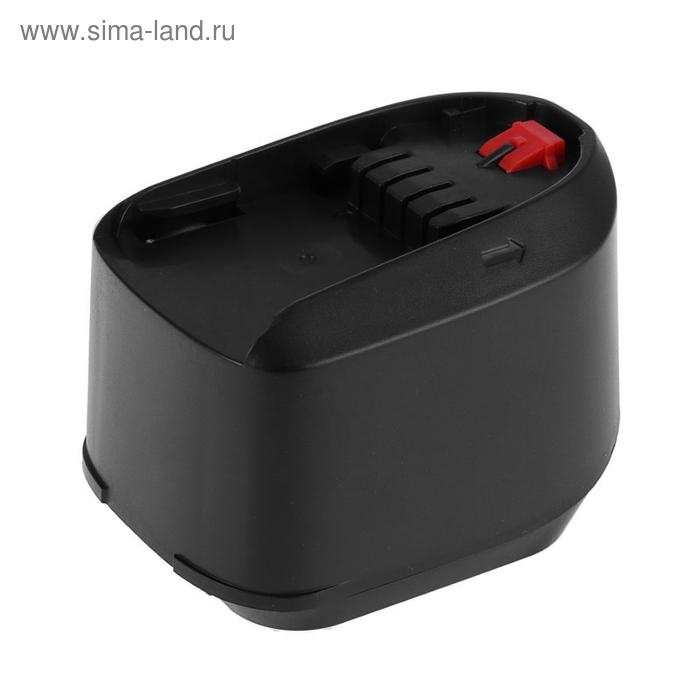 "Аккумулятор ""ЗАРЯД"" ЛИБ 1830 БМ-C, Li-Ion, 18 В, 3 Ач, для шуруповертов Бош"