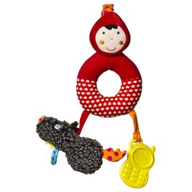 Погремушка Ebulobo «Красная шапочка»