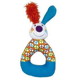 Погремушка Ebulobo «Кролик Джеф»
