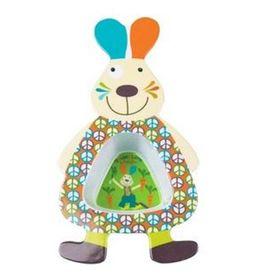 Мисочка Ebulobo «Кролик Джефф»