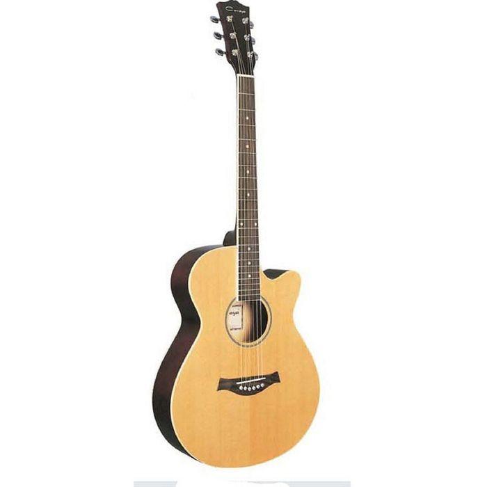 """Акустическая гитара Caraya F521-N 40"""""""