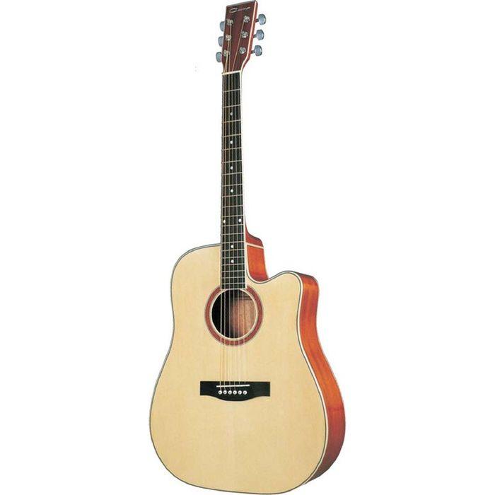 Акустическая гитара Caraya F668C-N
