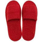 Тапочки женские, цвет бордовый, размер 36-38 - Фото 2