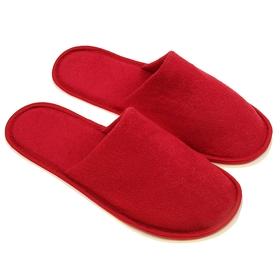 Тапочки мужские, цвет бордовый, размер 42-45 Ош