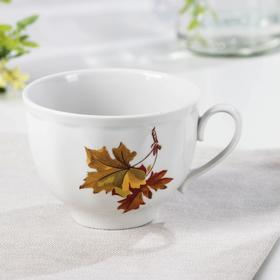 Чашка чайная «Клён», 275 мл
