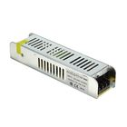 Блок питания для светодиодной ленты Ecola, 100 Вт, 220-12 В, IP20, плоский