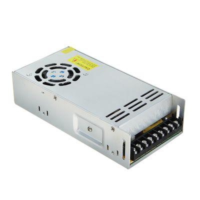 Блок питания для светодиодной ленты Ecola, 400 Вт, 220-12 В, IP20, с вентилятором