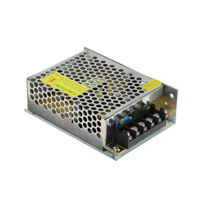 Блок питания для светодиодной ленты Ecola, 60 Вт, 220-12 В, IP20