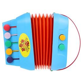 Музыкальная игрушка «Меховая Гармонь» МИКС