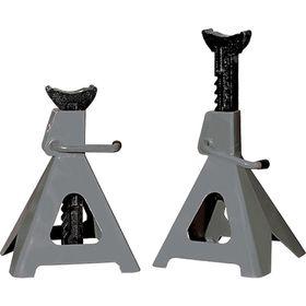 Подставки под автомобиль MATRIX, регулируемые, 6 т, выс. подъема  400-605 мм, 2 шт Ош